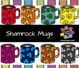 Shamrock Mugs
