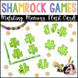 Shamrock Music Puzzles {Color & Ink-Friendly, American & I