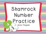 Shamrock Number Practice
