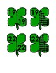 Shamrock Number Puzzles for Preschool and Special Education