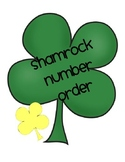 Shamrock Number Sort and Write Counting by 5