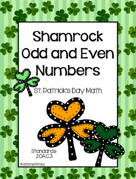 Shamrock Odd and Even Numbers