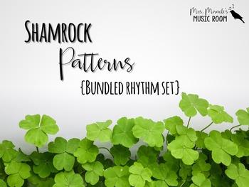 Shamrock Patterns {Bundled Set}
