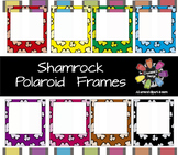 Shamrock Polaroid Frames