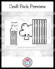 Saint Patrick's Day Craft: Shamrock Rainbow