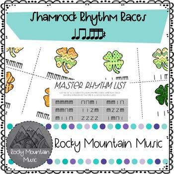 Shamrock Rhythm Races