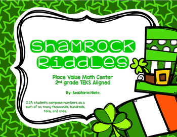 Shamrock Riddles