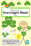 Shamrock Scavenger Hunt, St. Patricks day Christian Prover