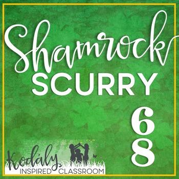 Shamrock Scurry Rhythm Races: six eight