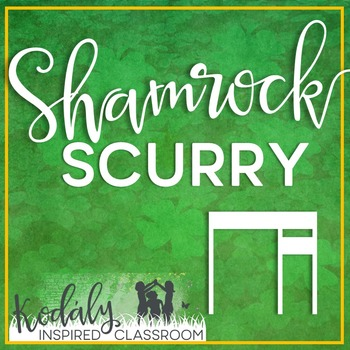 Shamrock Scurry Rhythm Races: ti-tika