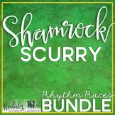 Shamrock Scurry: St. Patrick's Day Rhythm Races