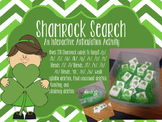 Shamrock Search: An Interactive St. Patrick's Day Articulation Activity!