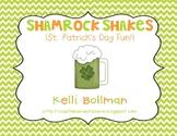 Shamrock Shakes!