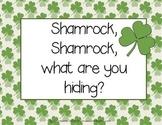 Shamrock, Shamrock: An interactive St. Patricks Day themed book