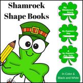 Shamrock Shape Book Templates  ~ A Fun St. Patrick's Day W