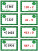 St. Patrick's Math Skills & Learning Center (Divide with 3- & 4-Digit Dividends)