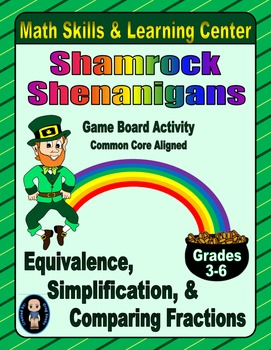 St. Patrick's Math Skills & Learning Center (Simplifying &
