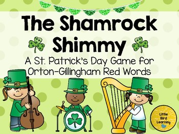 Shamrock Shimmy - St. Patrick's Day Game for Orton-Gilling