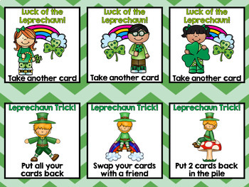 Shamrock Shimmy St. Patrick's Dolch Sight Word Game - ALL 220 Dolch Words!