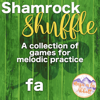 Shamrock Shuffle: Games for practicing fa