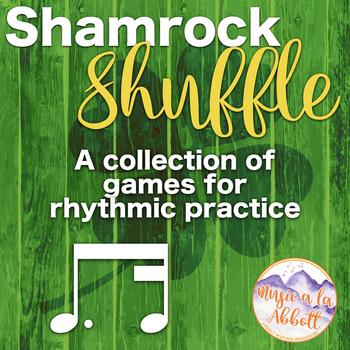 Shamrock Shuffle: Games for tim-ka