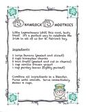 Shamrock Smoothies Recipe