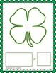 Shamrock Subtraction Center St. Patrick's Day