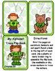 Shamrock Sweeties Alphabet Trace Flip Book