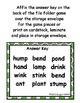 Shamrock Sweeties Final Consonant Blends File Folder Game