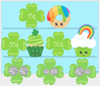 Shamrock Sweets (Great for Google Classroom!)