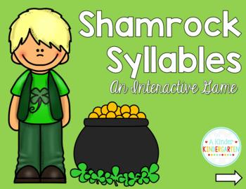 Shamrock Syllables
