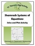 Shamrock Systems of Equations - Solve & Plot Activity