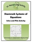 Shamrock Systems of Equations - Solve & Plot Activity
