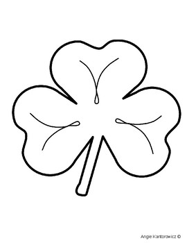 Shamrock Transformation Freebie