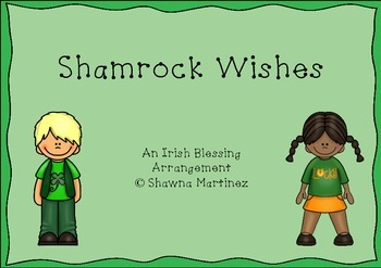 """Shamrock Wishes"""