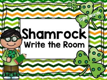 Shamrock Write the Room