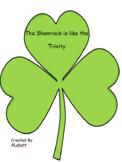 Shamrock is like the Trinity