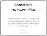 Shamrock number find