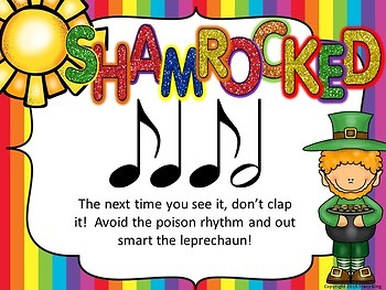 Shamrocked - A Poison Rhythm Game