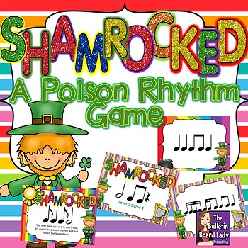 Shamrocked - A Poison Rhythm Game