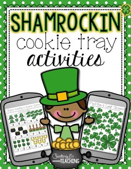 Shamrockin' Cookie Tray Activities {Updated 2/2016}