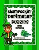 Shamrockin' Perimeter Puzzles