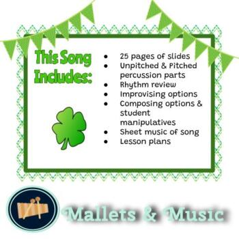 Shamrocks: A Song to Practice Syncopa