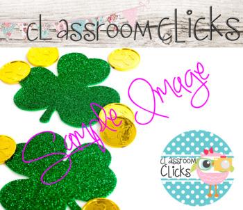 Shamrocks & Coins Image_332:Hi Res Images for Bloggers&Teacherpreneurs