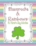 Shamrocks & Rainbows: St. Patrick's Day Activities