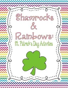 Shamrocks & Rainbows: St. Patrick's Day Activities
