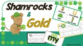 Shamrocks and Gold Word Activities