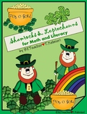 Shamrocks and Leprechauns  Math and Literacy HUGE Fun Pack