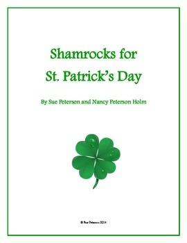 Shamrocks for St. Patrick's Day