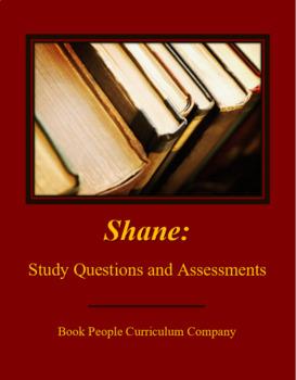 Shane -- Jack Schaefer -- Complete Unit